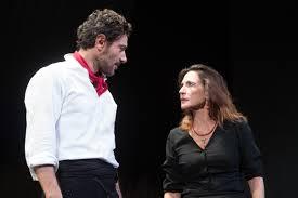 Lina Sastri e Giuseppe Zeno